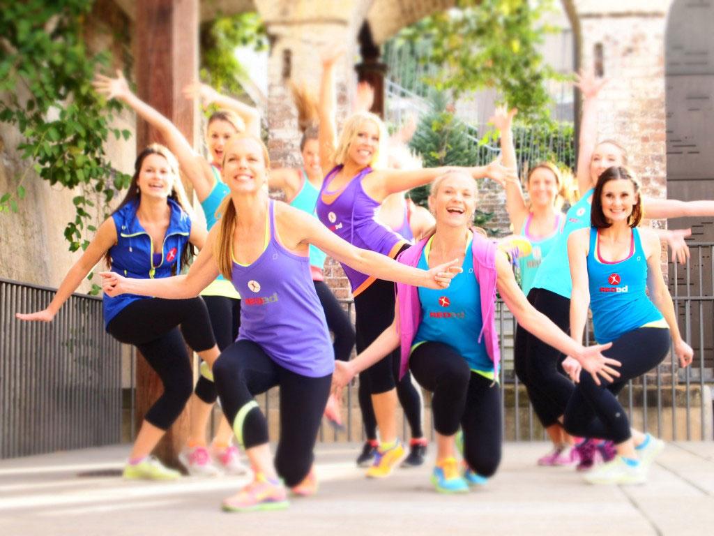 Redid Dance Education Routines foe Schools