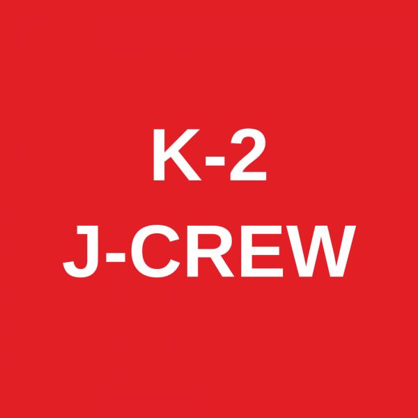 K-2 J-Crew