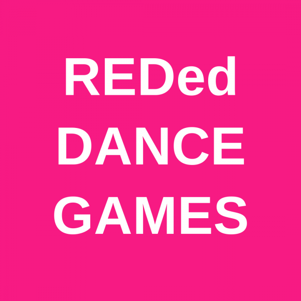 REDed Dance Games