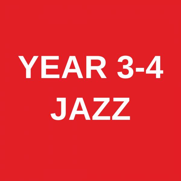 Jazz - Year 3-4