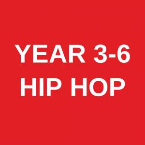 Hip Hop - Year 3-6