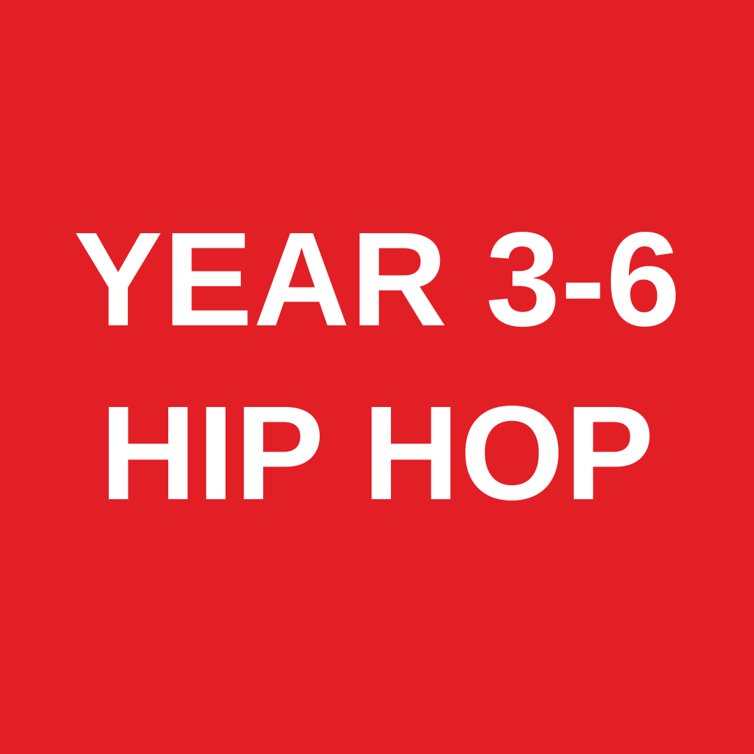 Hip Hop - Year 3-6