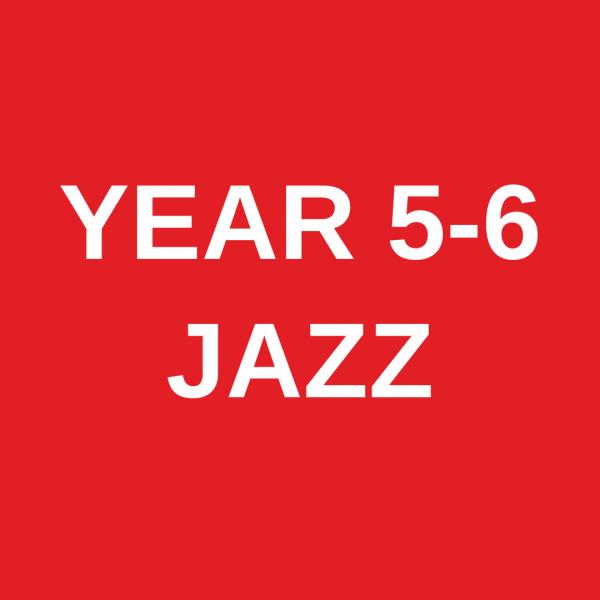 Jazz - Year 5-6
