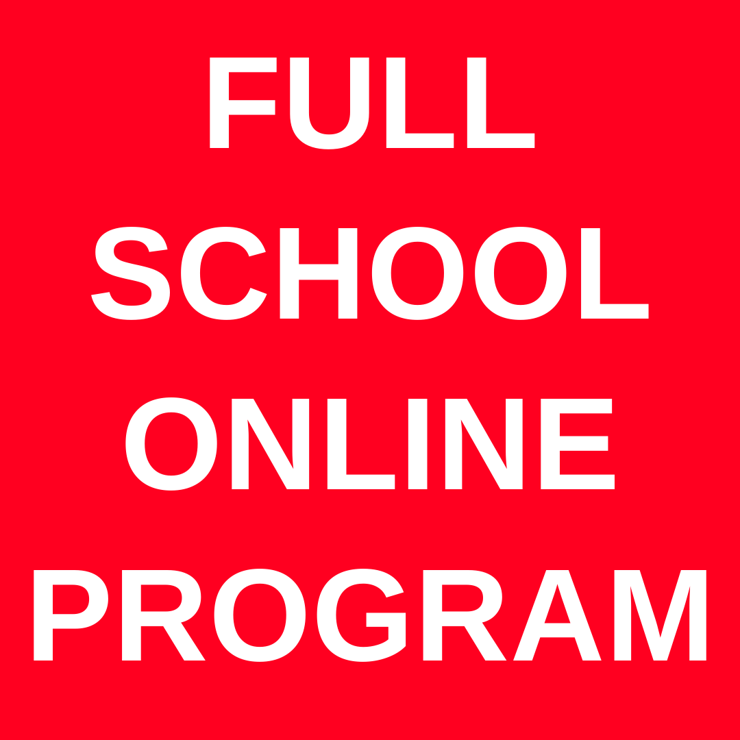 Full School Online Program